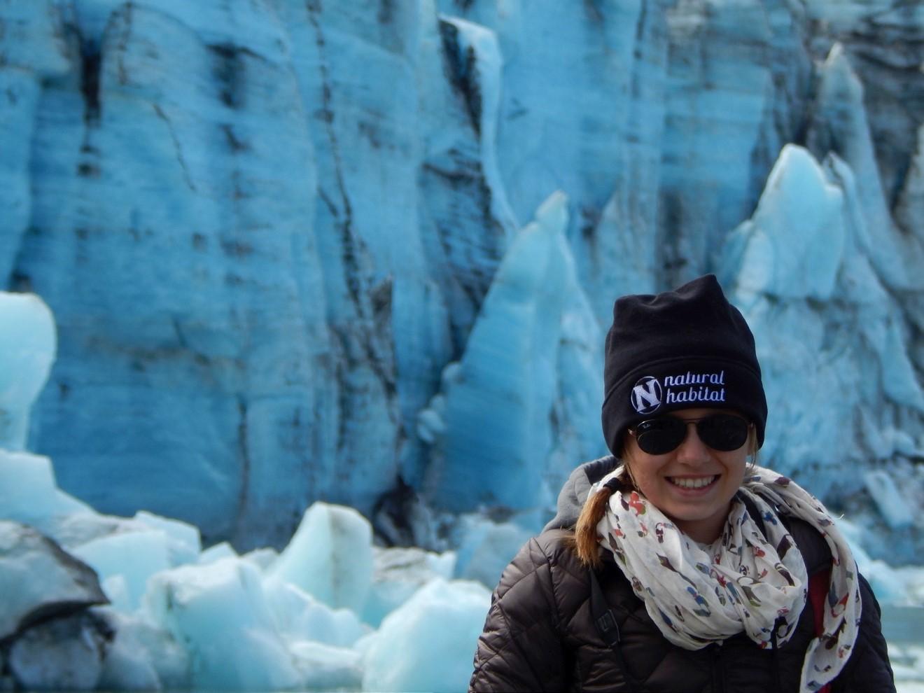 Portrait in Glacier Bay