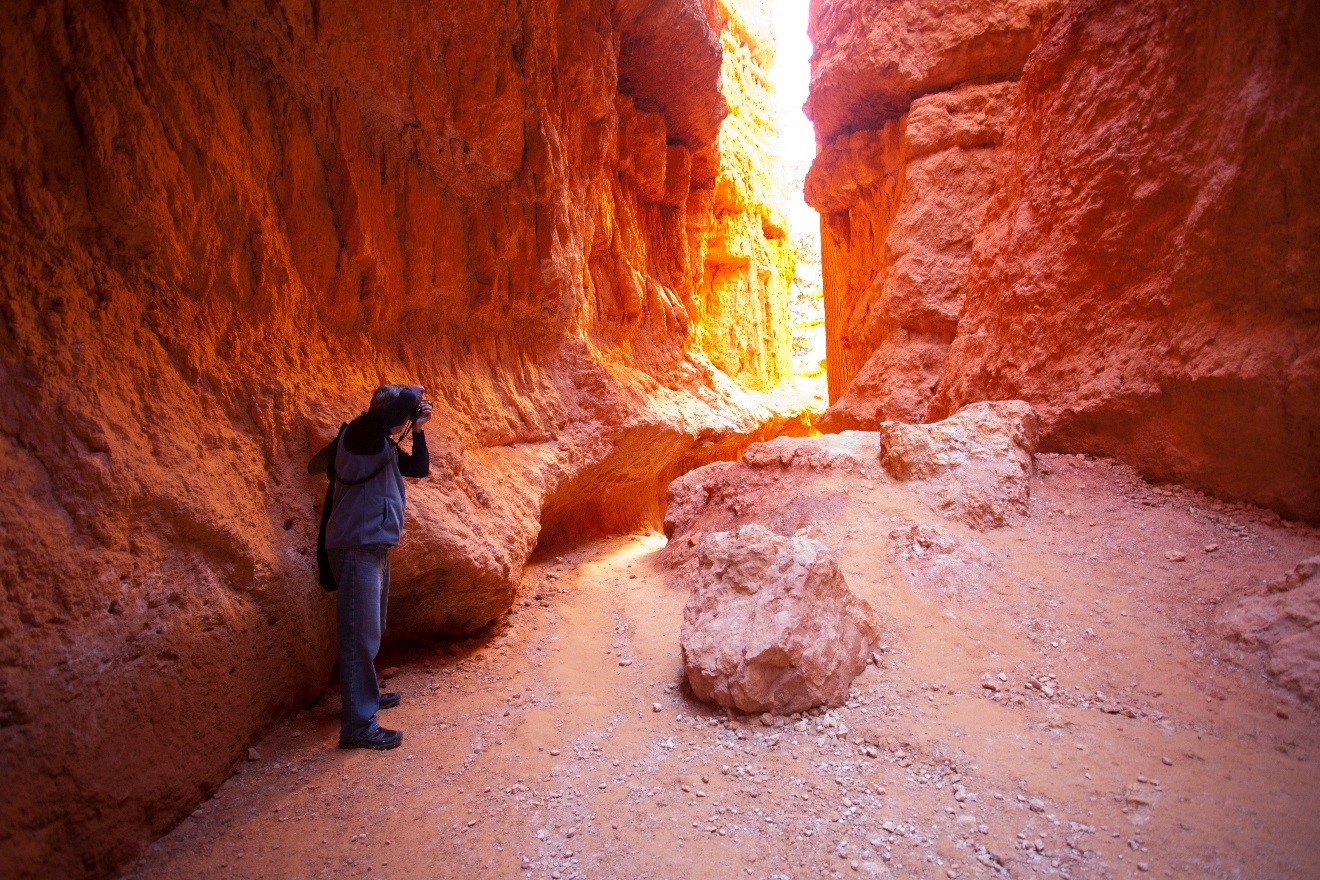 Photographing Bryce Canyon
