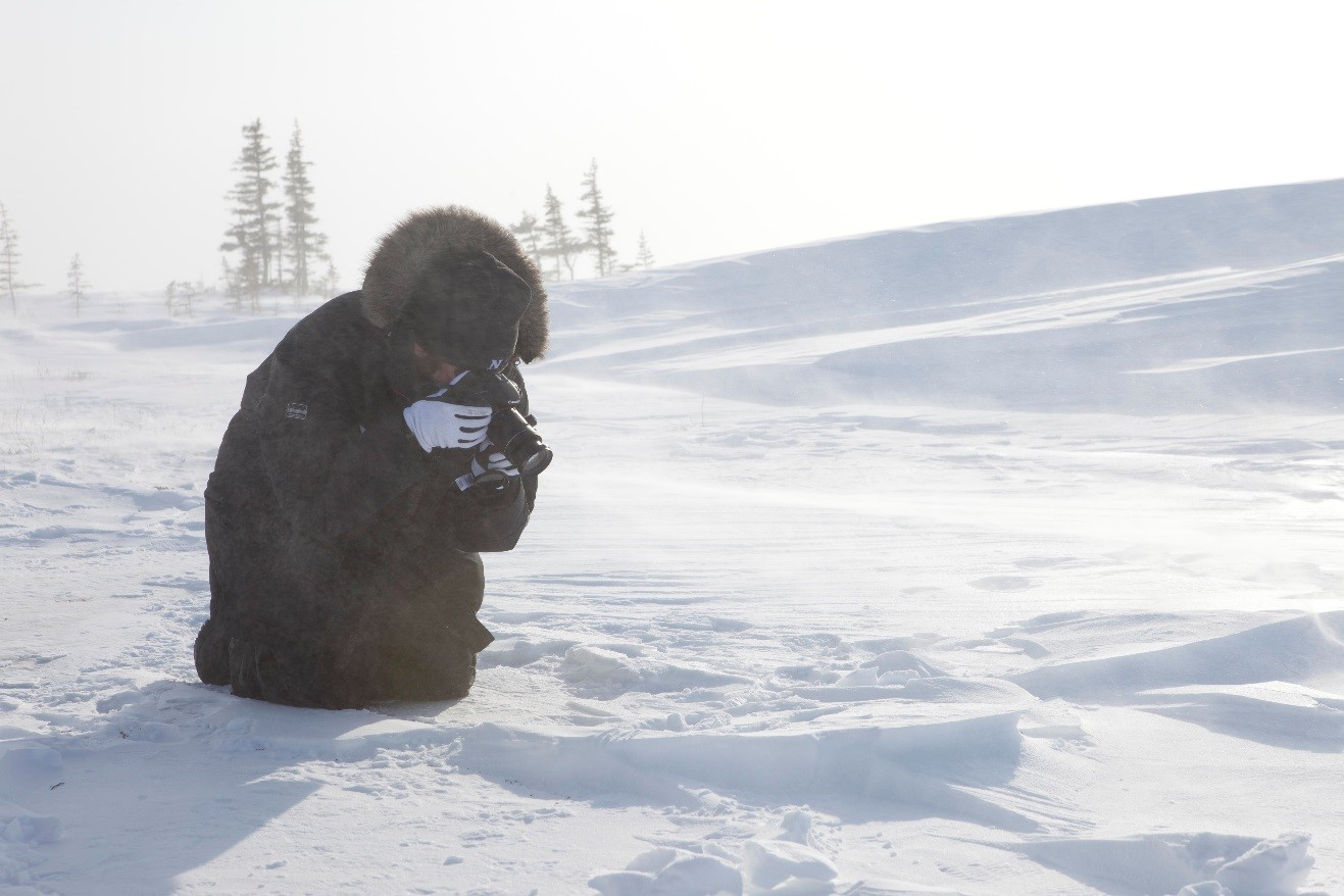 Photographing Snow