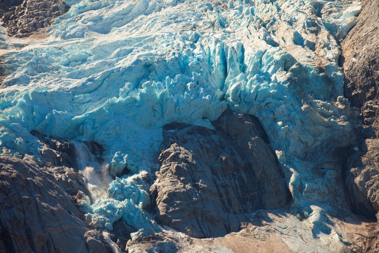 Full glacier